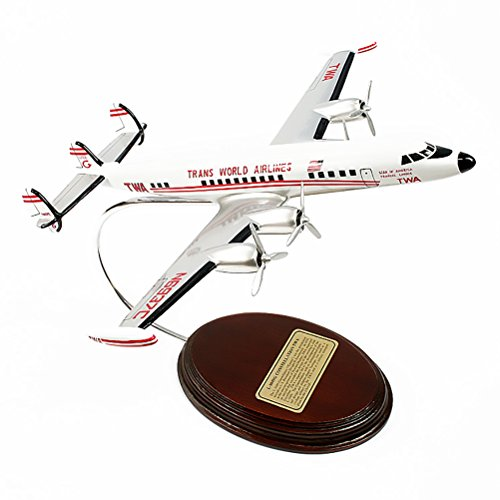 Mastercraft Collection L-1049 Constellation TWA Model Scale:1/123 (Lockheed Constellation Model compare prices)