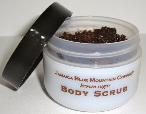 Jamaica Blue Mountain Coffee Brown Sugar Body Scrub