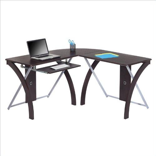 Osp Designs L-Shaped Computer Desk