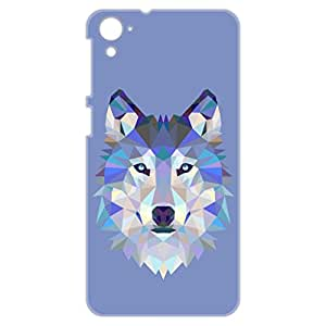 a AND b Designer Printed Mobile Back Cover / Back Case For HTC Desire 826 (HTC_826_3D_466)