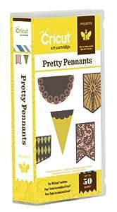 Cricut Pretty Pennants Cartridge