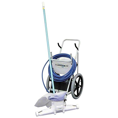 Hammerhead- Service Unit 30 Complete with 30 Inch Head, 60 Foot Cord, 2 Debris Bags, Cart and Truck/Trailer Mount (Pool Hammer Head Vacuum compare prices)