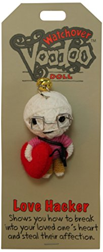 Watchover Voodoo Love Hacker Doll, One Color, One Size