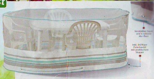florabest gartenm bel schutzh lle abdeckhaube 160 x 230. Black Bedroom Furniture Sets. Home Design Ideas