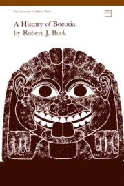 A History of Boeotia (Classical)