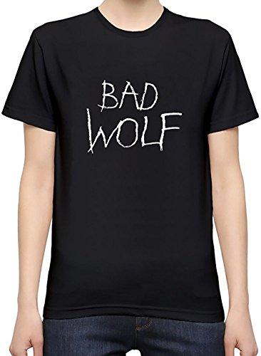 Bad Wolf Doctor Who T-Shirt per Donne Large