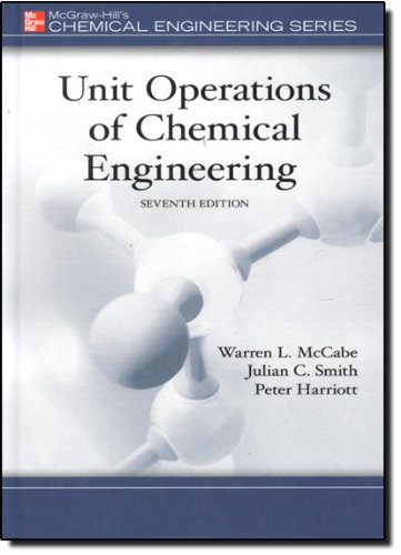 Unit Operations of Chemical Engineering (7th...