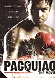Filipino Philippine Tagalog DVD Pacquiao The Movie