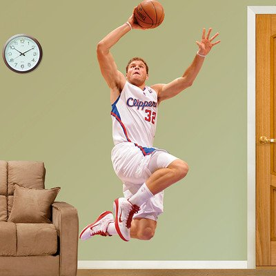 Los Angeles Clippers NBA Blake Griffin Fathead 3