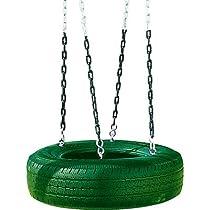 Big Sale Best Cheap Deals Single Axis Plastic Tire Swing