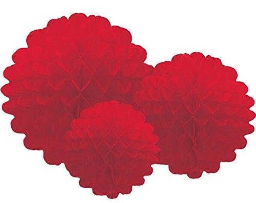 liroyal-party-partners-design-hanging-honeycomb-tissue-red-pom-pom-decoration-balls-set-of-3