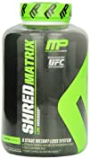 Muscle Pharm Shred Matrix 120 Capsules