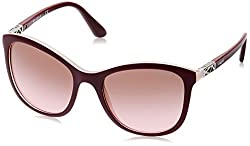 Vogue Gradient Square Women'S Sunglasses - (0Vo5033S23871454 53. 9 Pink Gradient Brown)
