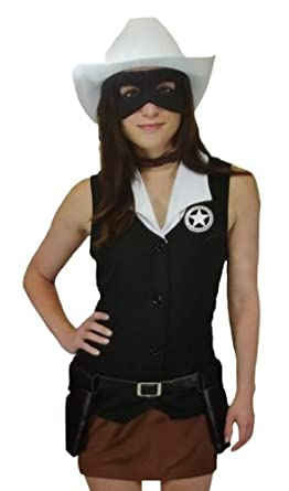 novelty special use costumes accessories costumes womenLone Ranger Costume For Women