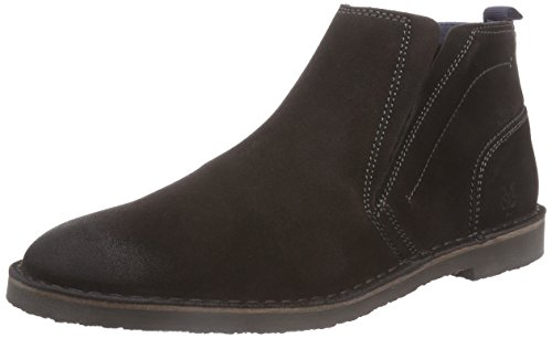Marc O'PoloChelsea Boot - Stivali Desert a gamba corta, imbottitura leggera uomo , Marrone (Braun (790 dark brown)), 45