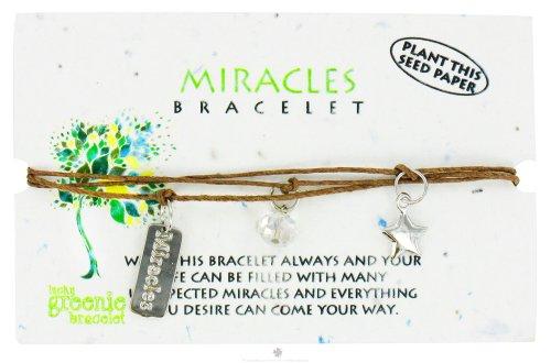 Zorbitz Lucky Greenie Bracelet, Miracles