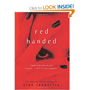 Red Handed (Teen Alien Huntress) Gena Showalter