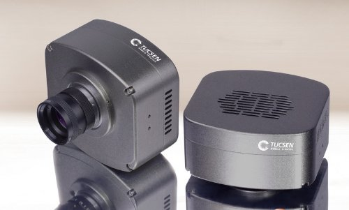 Tucsen Sony 5 Mp Cooled Ccd C-Mount Microscope Camera