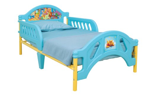 disney winnie the pooh toddler bed features