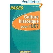 Culture historique pour l'UE7 - PACES