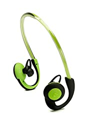 Boompods Sportpods Vision - wireless Foldable earphones (Green)