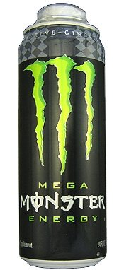 8 Pack - Monster Energy Drink - Original - 24oz.