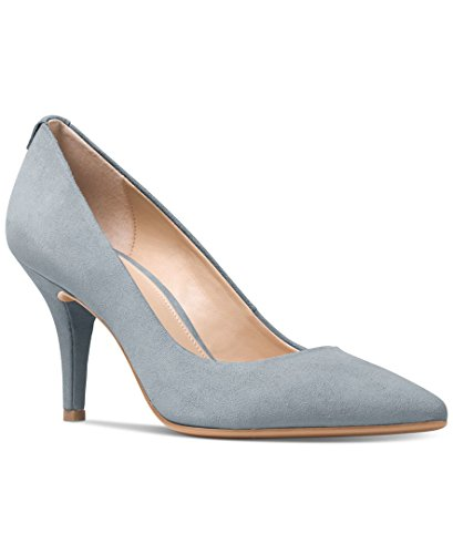 DECOLLETE' MK-FLEX MID PUMP DUSTY BLUE MICHAEL KORS