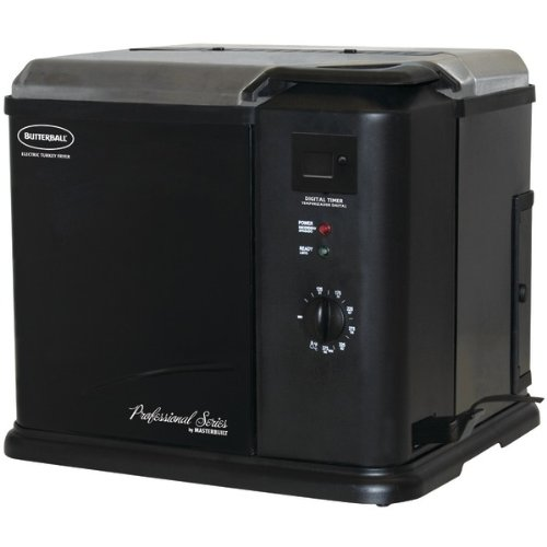 Butterball 20010611 Blk Indr Turkey Fryer