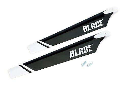 Blade Main Rotor Blade Set with Hardware: 120SR