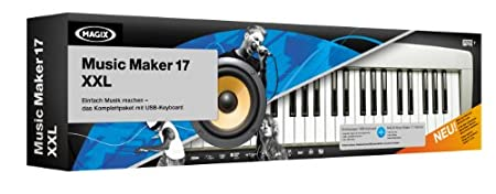 MAGIX Music Maker 17 XXL