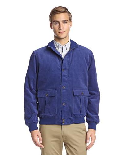 Bobby Jones Men's Cord Vardon Bomber Jacket