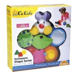 Inchworm Shape Sorter