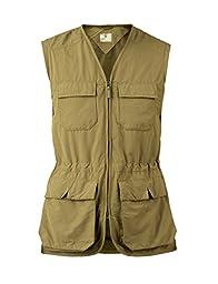 Beretta Mens Quick Dry Vest,Khaki,2XL