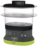 T-fal VC133851 Balanced Living Electric Food Steamer
