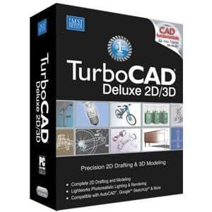 TurboCAD Deluxe 18