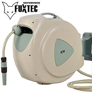 Fuxtec Automatische Wasserschlauch Trommel 20m L20 Gartenschlauch