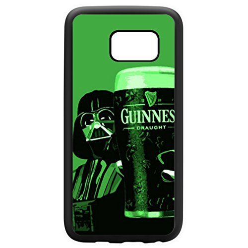 come-to-the-dark-side-black-silicon-rubber-case-for-galaxy-s7-by-sirius-skins-free-crystal-clear-scr