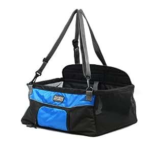 outward hound kyjen 2475 pupboost seat dog car seat adjustable easy attach dog auto. Black Bedroom Furniture Sets. Home Design Ideas