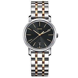 Amazon.com: Rado R14089163 Diamaster M mens Swiss watch Quartz