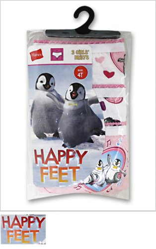 Buy Girls Showtoons-Happy Feet Low Rise Brief