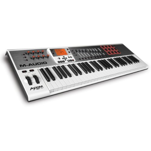 M-Audio Axiom Air 61 61-Key Usb Midi Keyboard Controller With Pro Tools Express And Ignite By Air