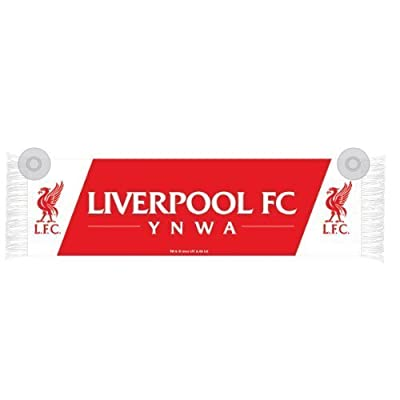 Official Liverpool FC Mini Car Scarf