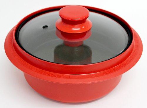 電子レンジ専用調理器 無水調理鍋 ビタシェフ