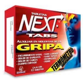 Amazon.com: Next Tabs Para La Gripa for Cold/flu: Health & Personal