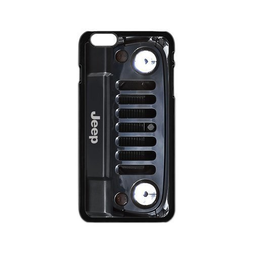 """Caitin Funny Fashion Jeep Car Cell Phone Cases Cover for Iphone 6 Plus(5.5"""")"""