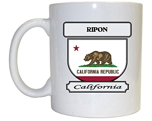 Ripon, California (CA) City Mug (City Of Ripon Ca compare prices)