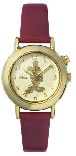Disney Women's MU0668D Mickey Mouse Musical Watch