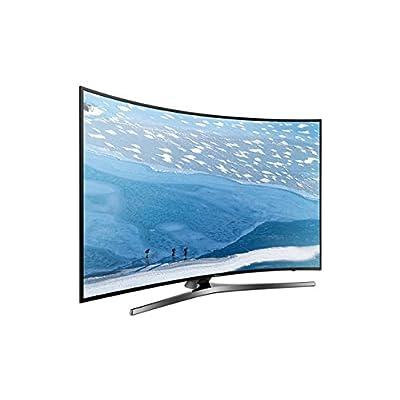 Samsung 124 cm (49 inches) UA49KU6570ULXL-BF 4K Ultra HD LED TV (Dark Black)