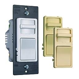 PASS & SEYMOUR WS703PTCCCV6 700W Preset Wide Dimmer