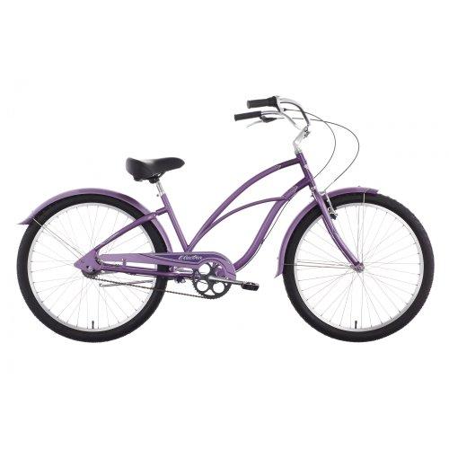 Electra Bike Cruiser Custom 3i purple (2013) (Frame size: unisize) cruier